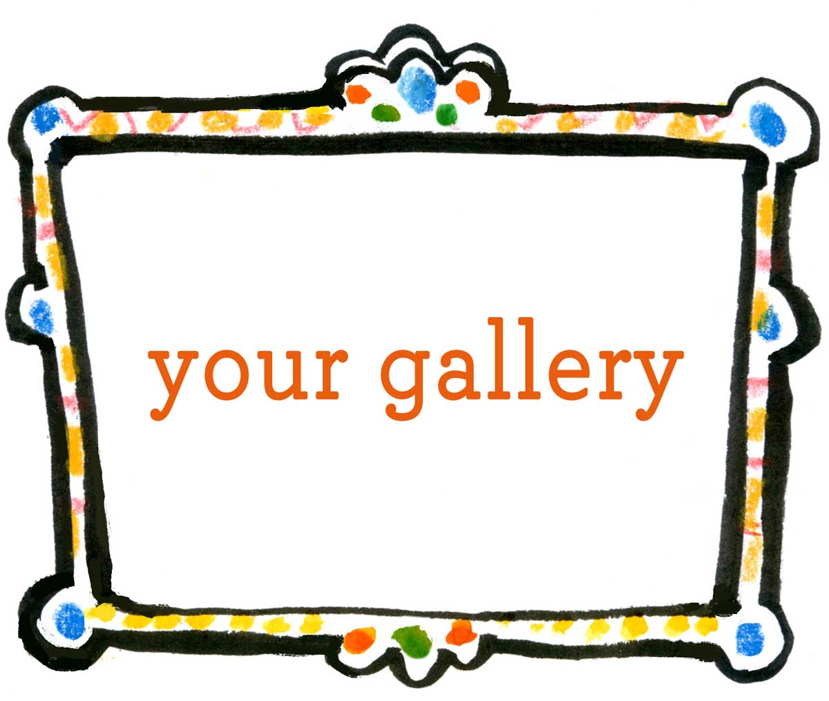 Kids-picture-frame-'your-gallery_-kids-corner